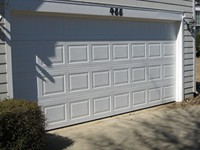 Residential Garage Door (after)