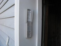 Wireless Keypad Installation